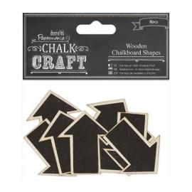 Набір форм з дерева Arrows 8 штук Docrafts, 355418