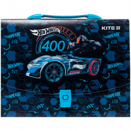 Портфель- коробка А4 Kite Hot Wheels пластиковий HW20-209, 45971
