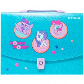 Портфель- коробка А4 Kite My Little Pony пластиковий LP20-209, 45970