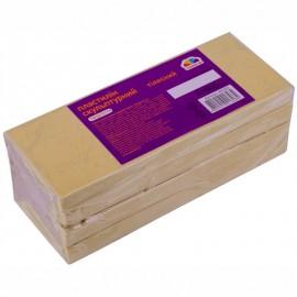Пластилін скульптурний тілесний 800 грам ГАММА UA, 402305