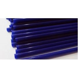 Термоклей синій діаметр 7 мм довжина 25-30 см, ООПТ 1215, 152158