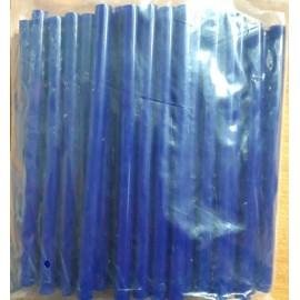 Термоклей синій діаметр 11 мм довжина 25-30 см, ООПТ 1223, 152233
