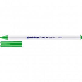 Маркер для текстилю зелений Edding 4600, 42510