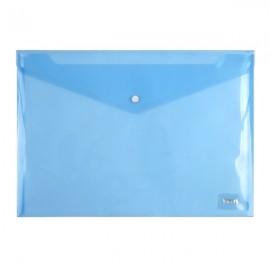 Конверт на кнопці А4, синій, Axent, 1402-22-A, 02484