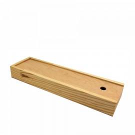 Пенал для пензлів Rosa Studio дерев\'яний 35х4,9х3,2 см ПК2, 94160631