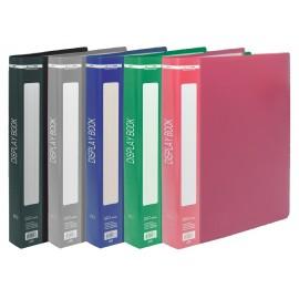 Папка пластикова з файлами Buromax A4 60 файлів мікс кольорів BM.3622-99, 362299