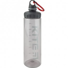 Пляшечка для води Kite 750 мл сіра K19-406-03, 42714