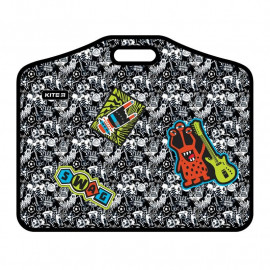 Папка портфель А3 пластикова на липучках Kite Swag K21-208-02, 47964
