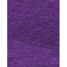 Фетр листковий (поліестер) 21,5х28 см сливовий 180 г/м2 Rosa Talent, 954104