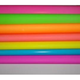 Цветная бумага А4 14 листов 7 флуоресцентных цвето..