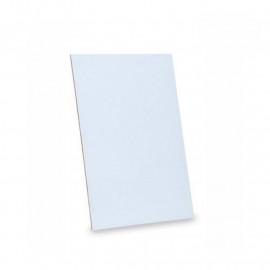 Картон грунтований 15х15 см акриловий грунт гладка фактура Rosa Studio, 1801515