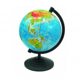 Глобус Землі з фізичною картою 220 мм МАРКО-ПОЛО, GMP.220ф., 724002