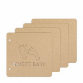 Заготовка для альбому Sweet baby Rosa Talent 20х20,5 см, 94232012