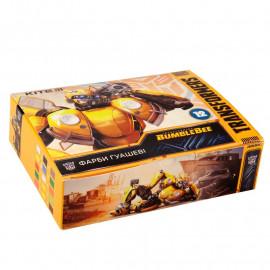 Гуаш 12 кольорів по 20 мл Kite Transformers BumbleBee Movie TF19-063, 41152