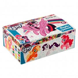 Гуаш 6 кольорів по 20 мл Kite Little Pony LP19-062, 40661