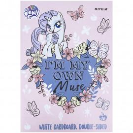 Картон А4 білий 10 аркушів Kite My Little Pony LP21-254, 47173