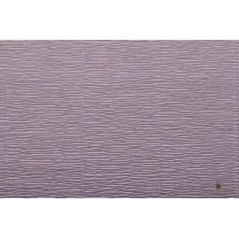 Бумага креповая, темно-серый № 605, 50*250 см, 180 г/м2, Cartotecnica Rossi, 6060502