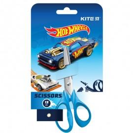 Ножиці дитячі 13 см Kite Hot Wheels HW21-122, 43764