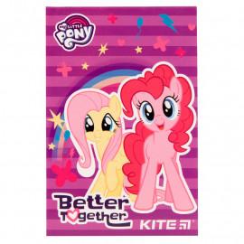 Блокнот Kite My Little Pony 48 аркушів клітинка LP19-224, 40651