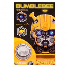 Блокнот Kite Transformers BumbleBee Movie 48 аркушів клітинка TF19-224, 40763