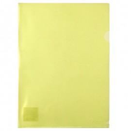 Папка-куточок А4 Axent жовта 1434-26-A, 37058