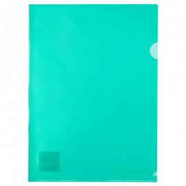 Папка-куточок А4 Axent зелена 1434-25-A, 37057