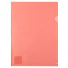 Папка-куточок А4 Axent червона 1434-24-A, 37056