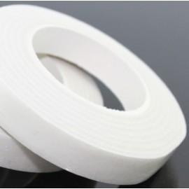 Тейп-лента 12 мм, белая, 23 метра, 000302