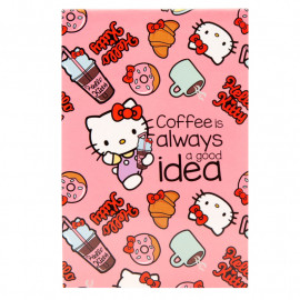 Блокнот Kite Hello Kitty 48 аркушів клітинка HK19-224, 40758