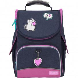 Рюкзак LED шкільний каркасний Kite Education Insta-cat K21-501S-5, 47314