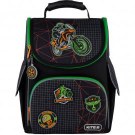 Рюкзак шкільний каркасний Kite Education Motocross K21-501S-2, 47310