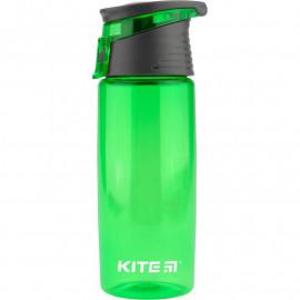 Пляшечка для води 550 мл зелена Kite K19-401-06, 41248