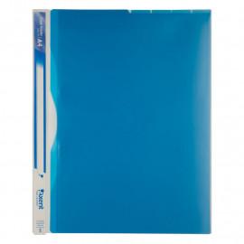 Папка-уголок А4 на 5 отделений голубой Axent, 1481-07-A, 36262