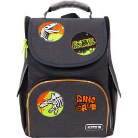 Рюкзак LED шкільний каркасний Kite Education Roar K21-501S-7, 47316