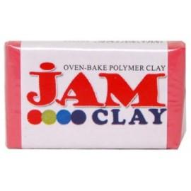 Пластика Jam Clay малиновий мус 20 грам, 5018501