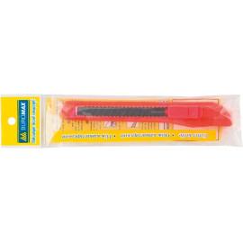 Нож канцелярский 9 мм, пластиковый корпус, Buromax, BM.4631, 4007065