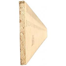Лінійка 100 см деревяна Атлас AS-0657, 103006