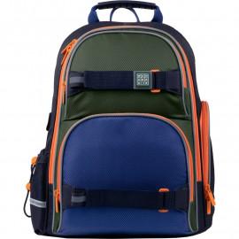 Рюкзак з наповненням пенал сумка для взуття Wonder Kite SET_WK21-702M-2, 48286