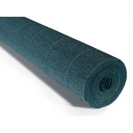 Бумага креповая, морская волна № 560, 50*250 см, 180 г/м2, Cartotecnica Rossi, 6056000