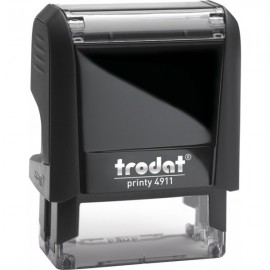 Оснастка для штампа пластикова 38х14 мм Trodat, printy 4911, 430766