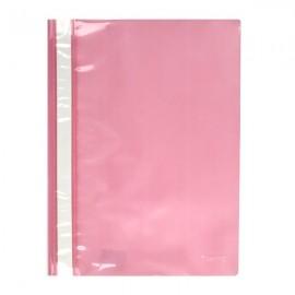Скоросшиватель пластиковый А4, розовый, Axent, 1317-23-A, 36055