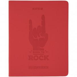 Щоденник шкільний тверда обкладинка PU Kite Rock K..