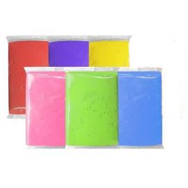 Маса для ліплення 6 кольорів 240 грам Kidis 8072, 107554