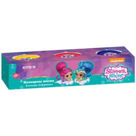 Тісто для ліплення кольорове 3 кольори по 75 грам Kite Shimmer Shine SH19-151, 40593