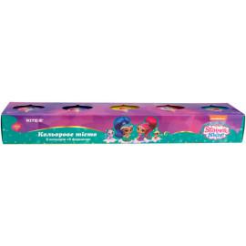 Тісто для ліплення кольорове 5 кольорів по 75 грам Kite Shimmer Shine SH19-152, 40596