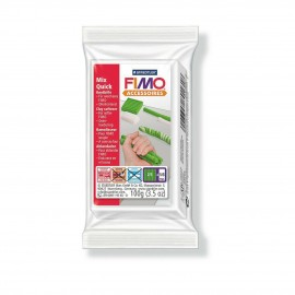Пом\'якшувач для полімерної глини Fimo mix quick 100 грам Staedtler, 802606