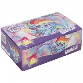 Гуаш 6 кольорів по 20 мл Kite My Little Pony LP21-062, 47815