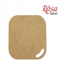 Досточка для розписи, 17*20 см, МДФ, Rosa Talent, 276002