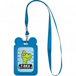 Бейдж вертикальний на шнурку синій Kite K21-296-02, 47985