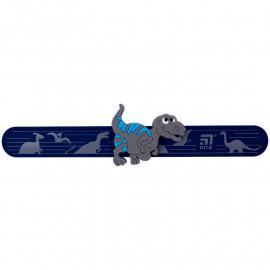 Лінійка-браслет Kite 15 см з фігуркою динозавра K20-018-1, 46071